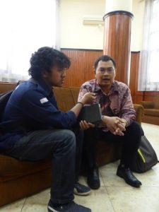 Dialektika Bersama Dr. Kuntoro Boga Andri, SP, M. Agr, PhD (Peneliti di Balai Pengkajian Teknologi Pertanian (BPTP) Jawa-Timur)