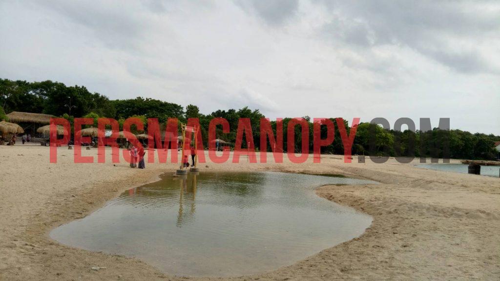 Pantai Sembilan. Dok. Canopy