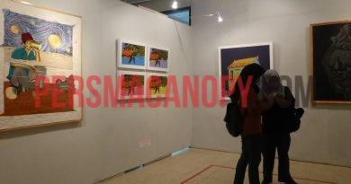 Ziarah; Suarakan Kritik Sosial lewat Seni Rupa