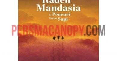 Resensi: Raden Mandasia si Pencuri Daging Sapi
