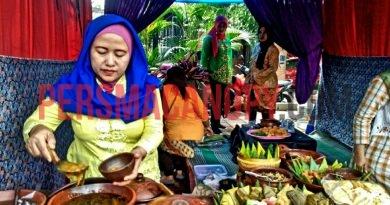 Bernostalgia di Festival Malang Tempo Doeloe