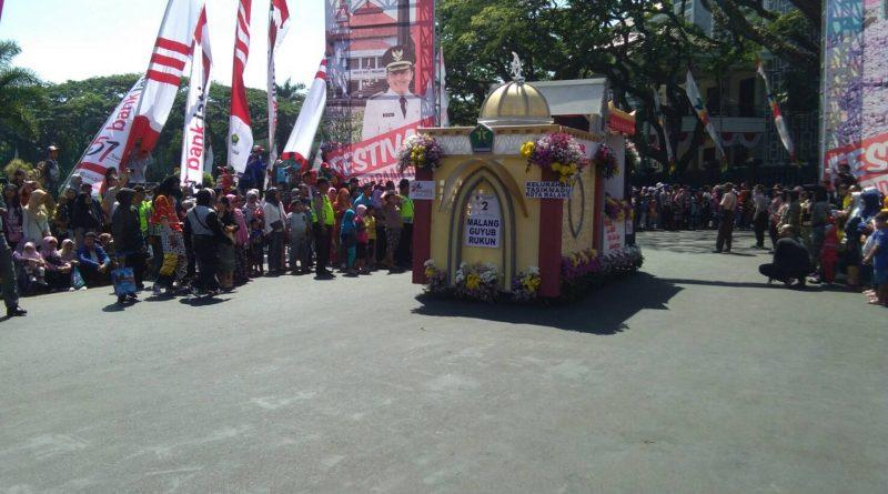 Festival Kendaraan Hias Pengingat Budaya Nusantara