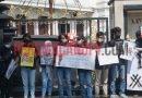 Solidaritas Malang Melawan Gelar Aksi Protes atas Dinonaktifkanya 75 Pegawai KPK