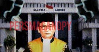 Gugurnya Hakim Adil, Syafiuddin Kartasasmita